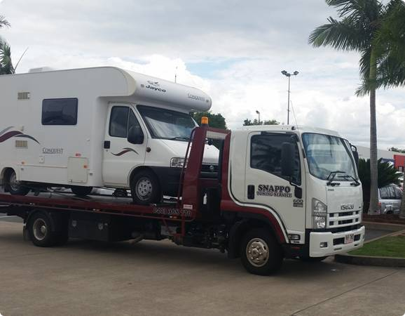 gold coast towing